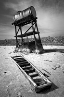 """Bombay Beach Remnants"""
